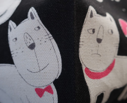 とぼけた猫のクレンゼマスク(2番)