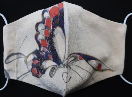 揚羽蝶のクレンゼマスク(1)