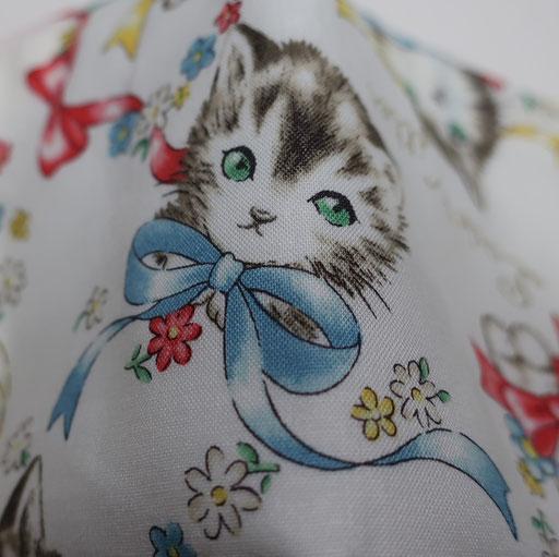 猫のクレンゼマスク3番