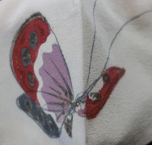 蝶のクレンゼマスク