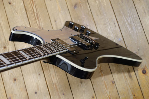 Hagstrom Fantomen Ltd. Metallic Black