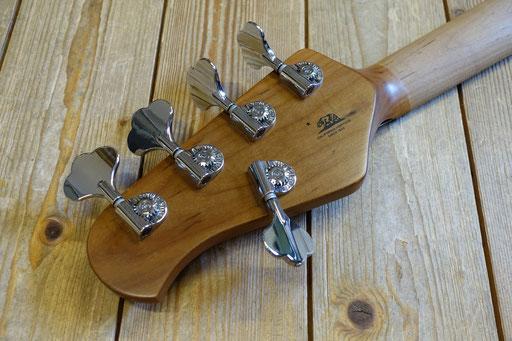Music Man StingRay Special 5 Ghostwood