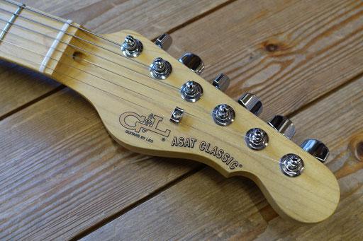 G&L Asat Classic Bluesboy 90