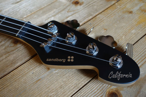 Sandberg California II TM Nighthawk Plus 4-S