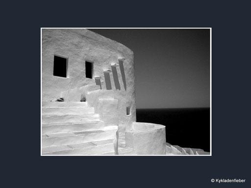 Bei Kastro auf Sifnos