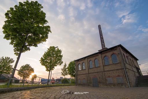 Alte Gießerei auf dem Gelände der FH Kiel