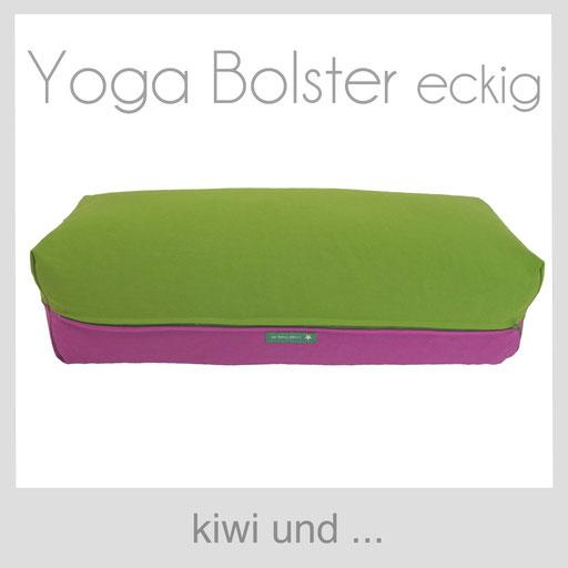Yoga Bolster eckig Köln kiwi