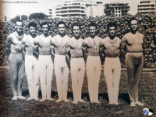 Squadra olimpica Roma 1960