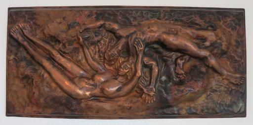 Titel: Euphorie: Maße: 95x43,5 cm, Jahr: 2006