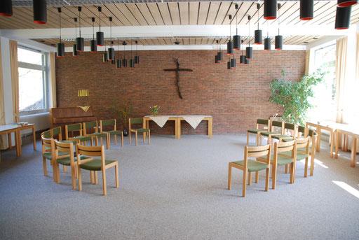CVJM JBS Köttingen - Großer Saal