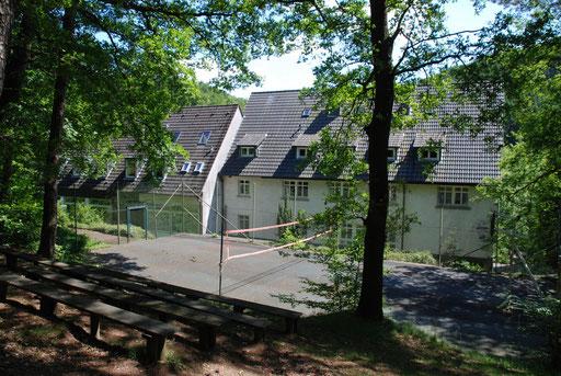 CVJM JBS Köttingen - Volleyballplatz