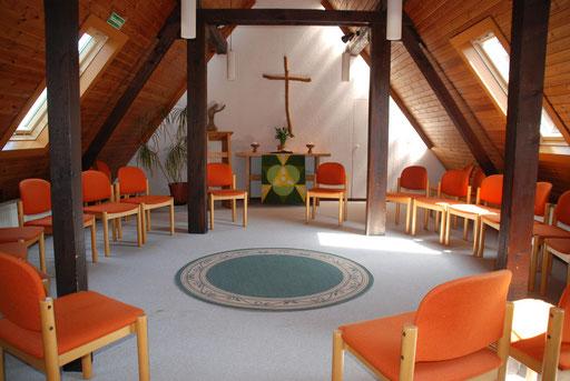 CVJM JBS Köttingen - Kapelle