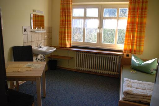 CVJM JBS Köttingen - Zimmer