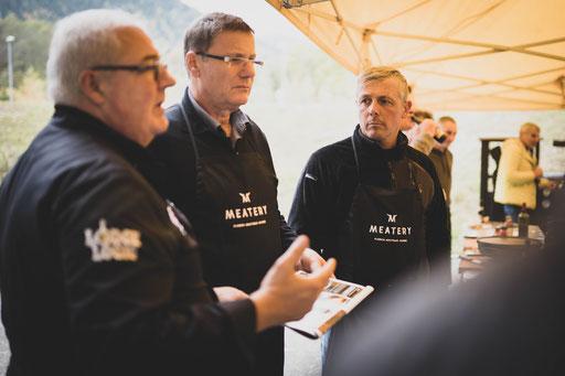 Smokerseminar 2019 Grillstore Toblach Südtirol