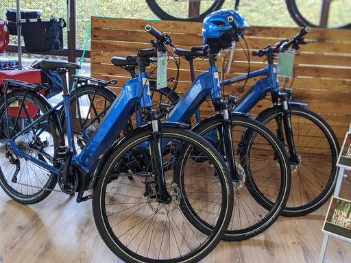 Raleigh e-Bikes in der Region um Ravensburg