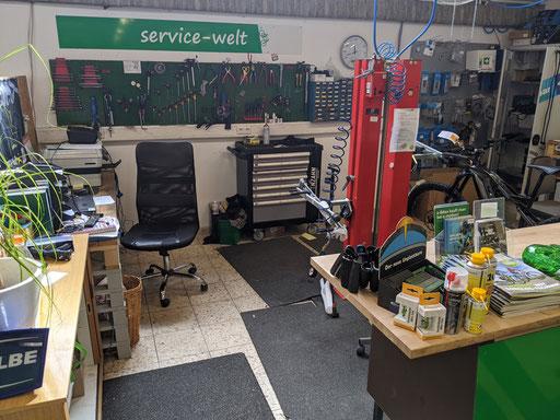 e-Bike Service & Werkstatt Ravensburg