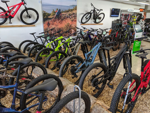 Große e-Bike Auswahl in Ravensburg