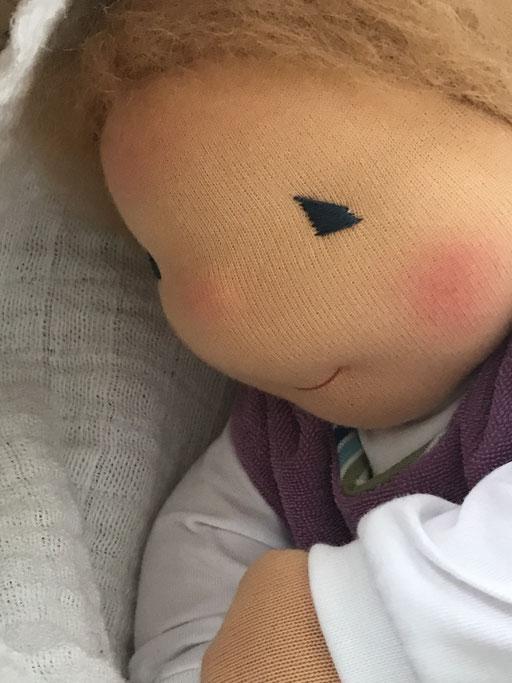 PUPPENBABY mit Liebe gemacht von der Puppenfee