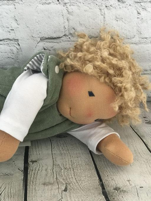kuscheliger Wuschelkopf zum Spielen von der Puppenfee