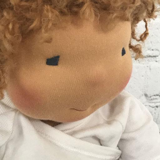 Puppengesicht von der PUPPENFEE