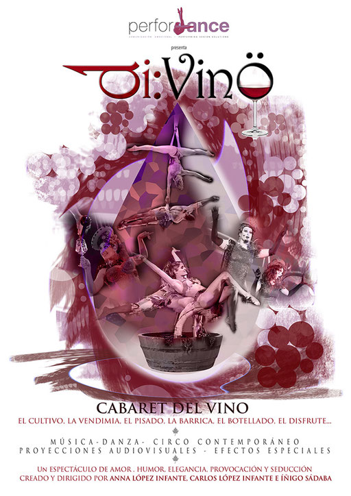 DI:VINO Circo & Cabaret
