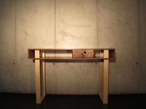 Sideboard, Monolade, Wolfgang Wallner, Hall in Tirol