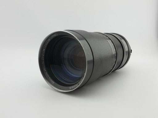 Puhlmann Cine - Anamorphic: Cooke 25-250mm, T3.9 with Duclos Anam Rear Adapter
