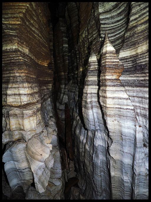 La Trincea: fessura inferiore