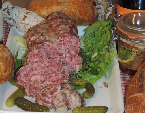 Andouille cuite 12,07€/Kg