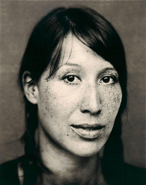 """Suzanna from the series """"Women"""", Polaroid, 2004"""