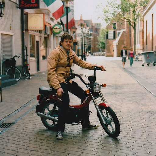 Daniel de Vries, Groningen