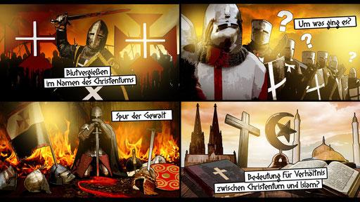 Agentur: ZDF Digital | Kunde: ZDF Gods Cloud