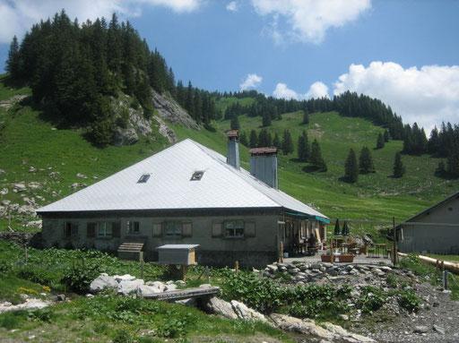 Untere Saluver Alpe