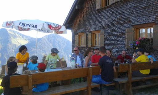 Tschugen Alpe