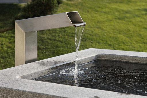 Umänderung Wasser - Durrer Gartenbau AG Herzogenbuchsee