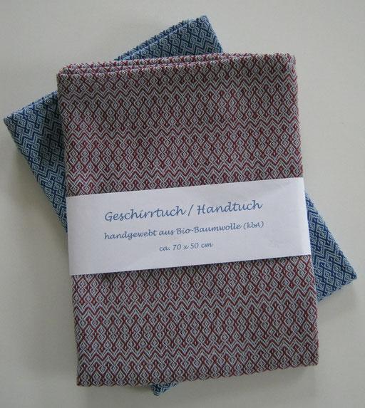 Handtücher aus kbA-Baumwolle
