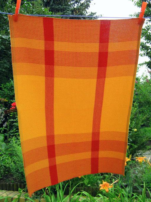 Handtuch aus kbA-Baumwolle