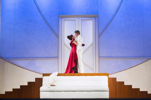 """Cagliari in """"Wiener Blut"""", Oper Leipzig 2016"""
