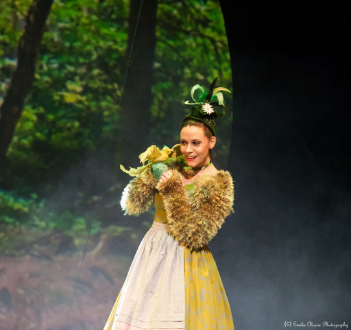 "Waldvogel in ""Der Ring für Kinder"""