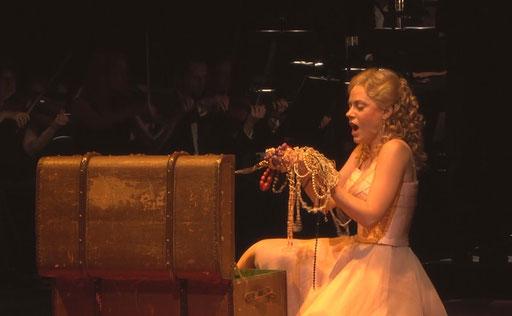 Kunigunde in Candide, Oper Leipzig 2019