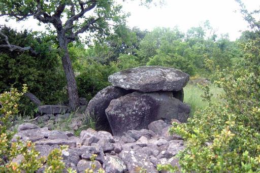 dolmen de Toucou