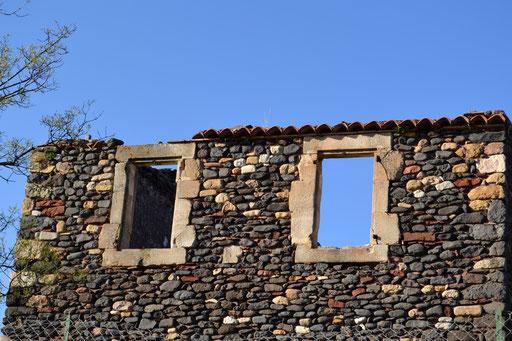 maison en basalte