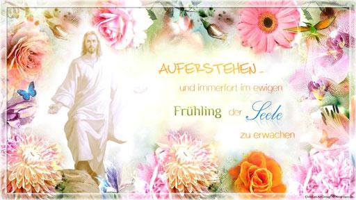 Auferstehen - Frühling der Seele
