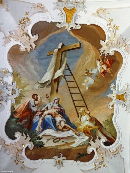 6. Kreuzabnahme Jesu