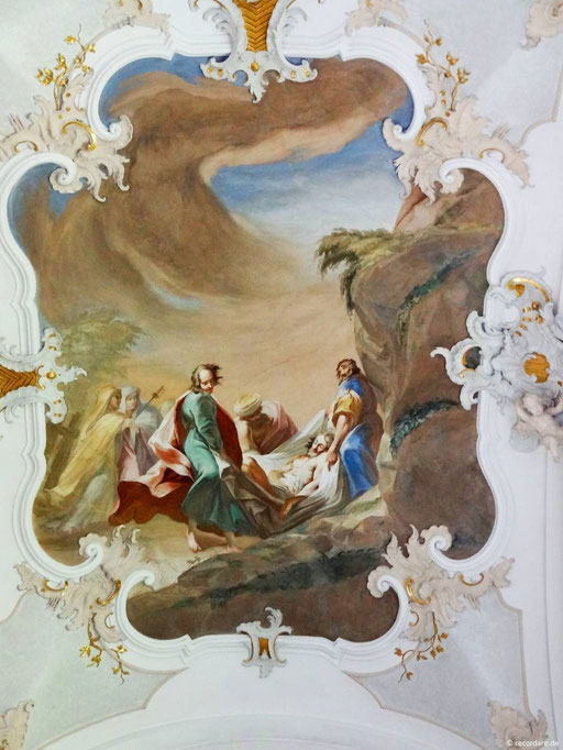 7. Grablegung Jesu