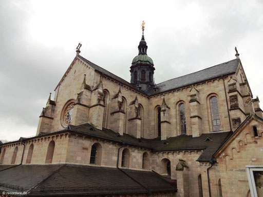 Ebrach, Zisterzienserabteikirche - Recordare de