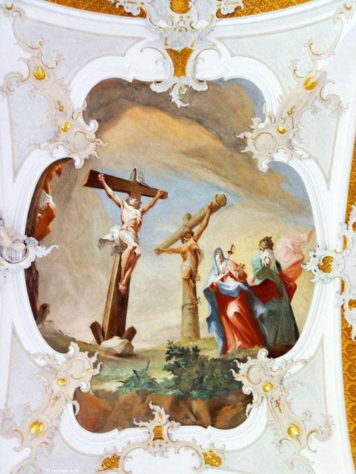5. Maria unter dem Kreuz
