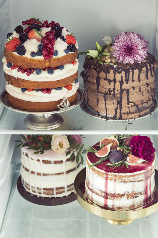 DIY Weddingcakes | Fotografie: Carola Doornbos