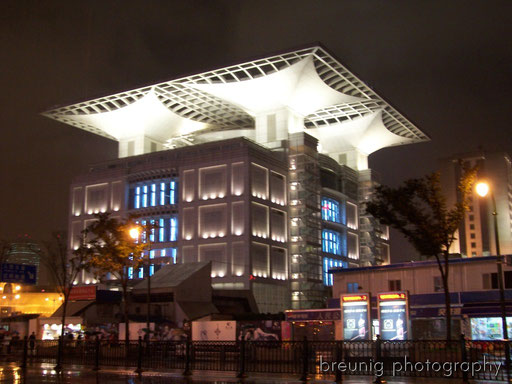 urban planning museum, shanghai