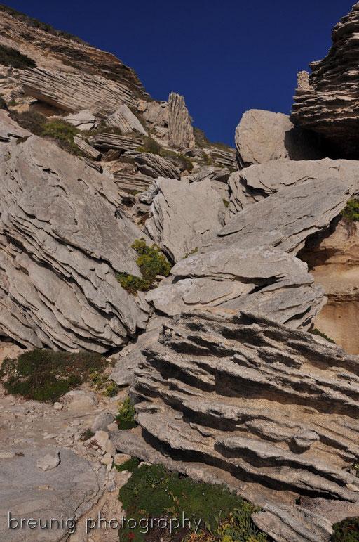 corsica coast XIV - slightly disarranged